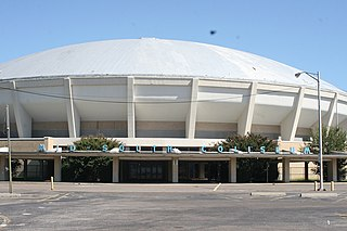 Mid-South Coliseum Arena in Tennessee, United States