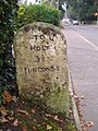 Milestones on the A148 22nd October 2007 (6).JPG