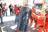 Redningen av 33 gruvearbeidere etter en gruveulykke er et mirakel fra Chile i pressen.