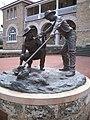 Miners statue, Perth Mint.jpg