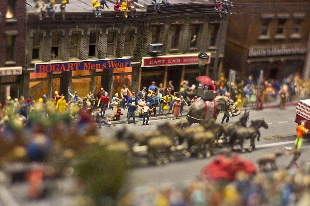 Miniature World, Victoria, B.C. (8458995481)