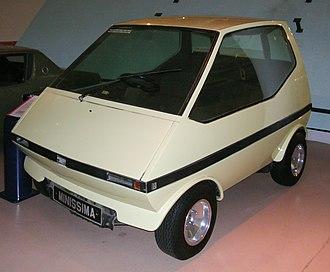 Minissima - 1972 Minissima