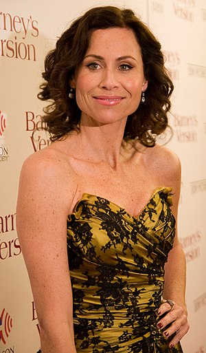 Minnie Driver - Driver at the premiere of Barney's Version in January 2011