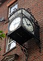 Minnie Lansbury Memorial Clock, Bow.jpg