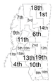 Mississippi Chancery Courts districts.png