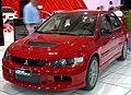 Mitsubishi Lancer Evolution IX 2006 (32749897774).jpg