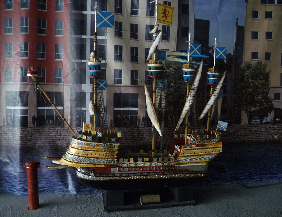 Model of the 'Great Michael'