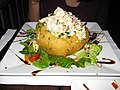 Mofongo with crab meat in Culebra, Puerto Rico.jpg