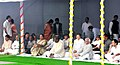 Mohammad Hamid Ansari, the Speaker, Lok Sabha, Smt. Meira Kumar, the Union Minister for Social Justice and Empowerment.jpg