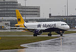 Monarch Airbus A320 G-ZBAT (25554682821).jpg