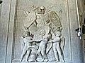 Monocromo di Luigi Catani, Sala d'ingresso del primo piano della Villa di Poggio a Caiano,1.JPG