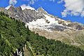 Mont Dolent from Ferret, 2010 August 4.JPG
