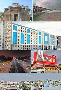Montage of Nizamabad.jpg
