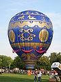 Montgolfiere Heissluftballon.JPG
