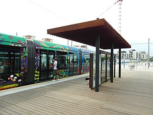 montpellier tram line 3 rome - photo#24