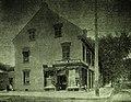 Montréal, vers 1891. Coin Nord-Ouest des rues Sainte-Catherine et Saint-Denis. (6939986088).jpg