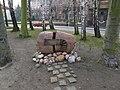 Monument of Danuta Siedzikówna in Sopot, Poland - panoramio.jpg