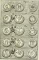 Monumenta veteris Antii, hoc est, Inscriptio M. Aquilii et tabula solis Mithrae variis figuris and symbolis exsculpta quae nuper inibi reperta, nunc prodeunt commentari illustrata, and accuratè (14802024783).jpg