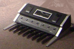 Bass pedals - Moog Taurus (1976-1981)