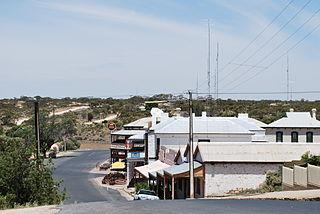 Morgan, South Australia Town in South Australia