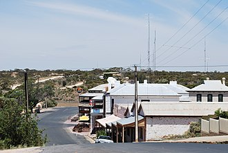 Morgan, South Australia - Image: Morgan Main Street 1