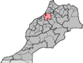 Morocco, region Rabat-Salé-Zemmour-Zaër, préfecture Salé.png