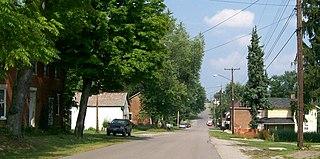 Morristown, Ohio Village in Ohio, United States