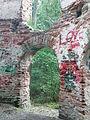 Morysin - zespół pałacowo-parkowy - ruiny pałacyku - frag.3.jpg
