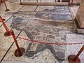 Mosaic Map of the Promised Land in the church of Saint George in Madaba.jpg