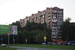 Skyline of Kotlovka縣