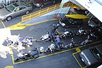 Motorcycles on board Washington State Ferry MV Cathlamet.jpg