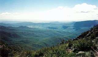 Mount Kaputar National Park Protected area in New South Wales, Australia