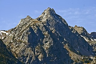 Mount Wister mountain in United States of America