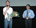 """Mr. Krissada Clapp (Actor) at the presentation of the film """"A Moment In June"""", during the 39th International Film Festival (IFFI-2008) in Panaji, Goa on November 23, 2008.jpg"""