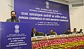 Mukhtar Abbas Naqvi addressing at the inauguration of the Annual Conference of State Minorities Commission, organised by the National Commission for Minorities, in New Delhi.jpg