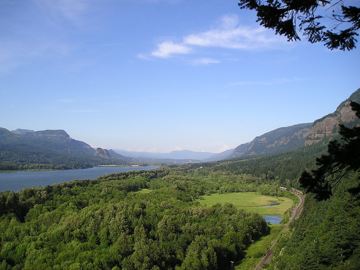 columbia river gorge wikipedia. Black Bedroom Furniture Sets. Home Design Ideas