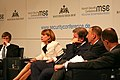 Munich Security Conference 2010 - dett diskussion lauvergeon 0070.jpg