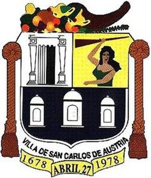 San Carlos, Cojedes - Image: Municipio Escudo Municipio 1