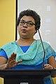 Munmun Chatterjee Addressing - Inaugural Ceremony - Certificate Course On Basics Of Photography - Gurudas College - Kolkata 2019-06-26 1826.JPG