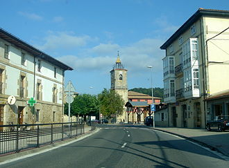 Murgia (Álava) - Murgia's church