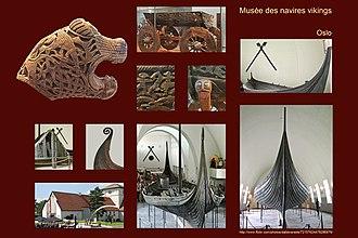 Viking Ship Museum (Oslo) - Viking Ship Museum at Bygdøy