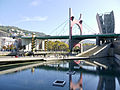 Museo Guggenheim Bilbao-view-river side.jpg