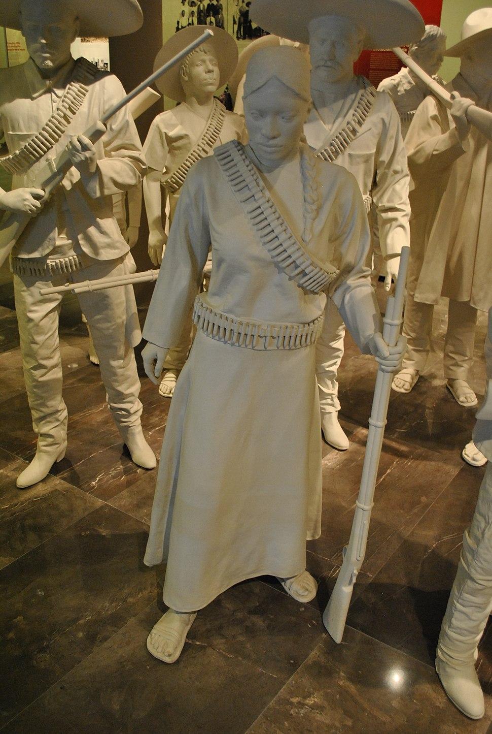 Museo Nacional de la Revolución - Adelita