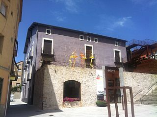 Ethnographic Museum in Girona, Spain