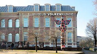 museum in Leiden