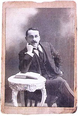 Mustafa Suphi - Image: Mustafa Suphi