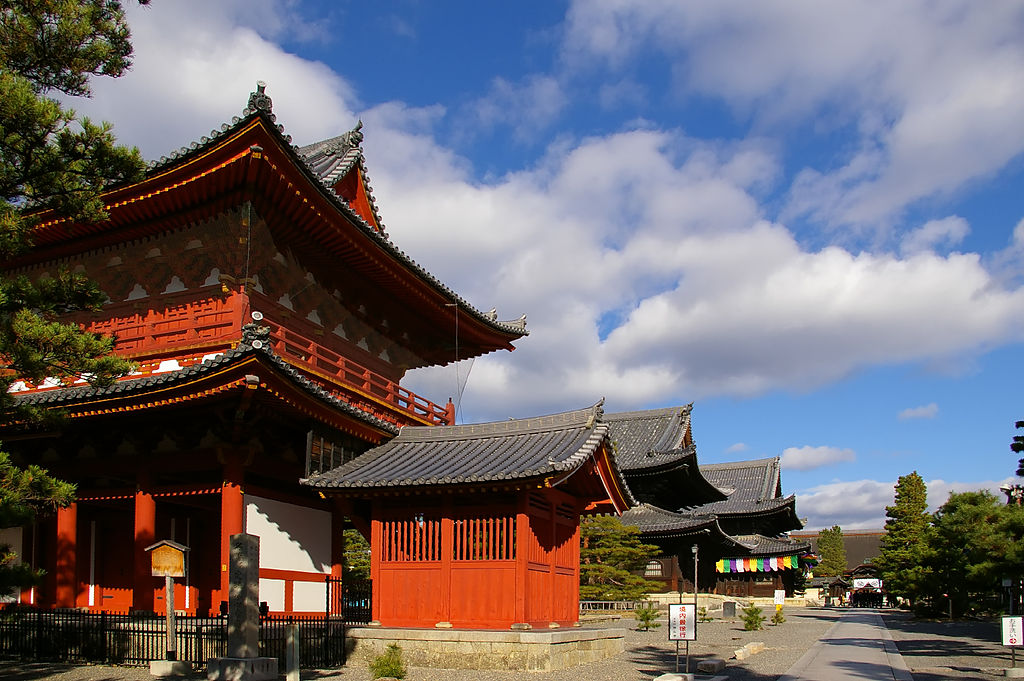 Myoshinji-temple
