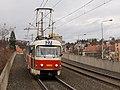 Nádraží Braník, Tatra T3.jpg