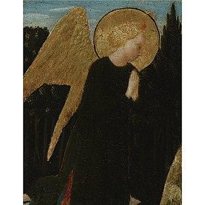 Andrea di Giusto - Praying Angel, Florence c. 1400-1500