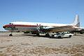 """N90804 Douglas DC-7 """"African Queen"""" (8391116913).jpg"""